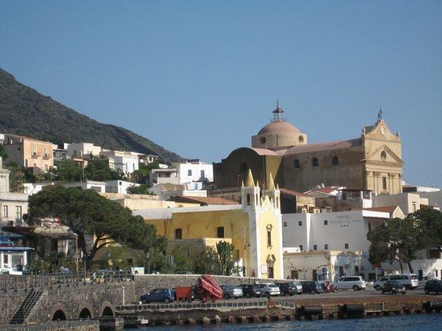 Wandelreis Italië Liparische eilanden