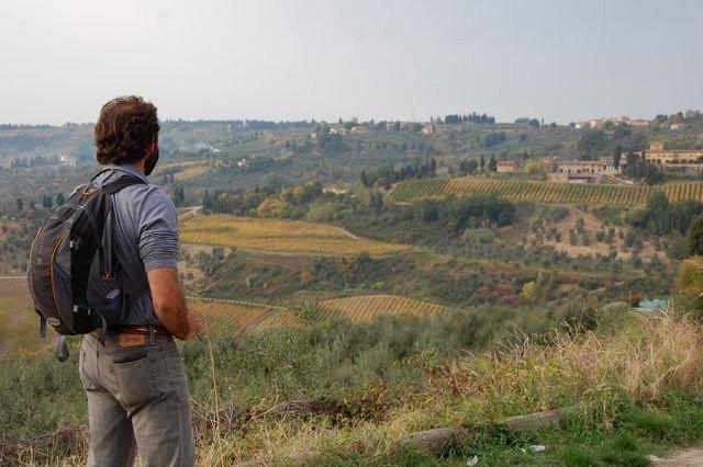 Wandelreis Italië Via Cassia