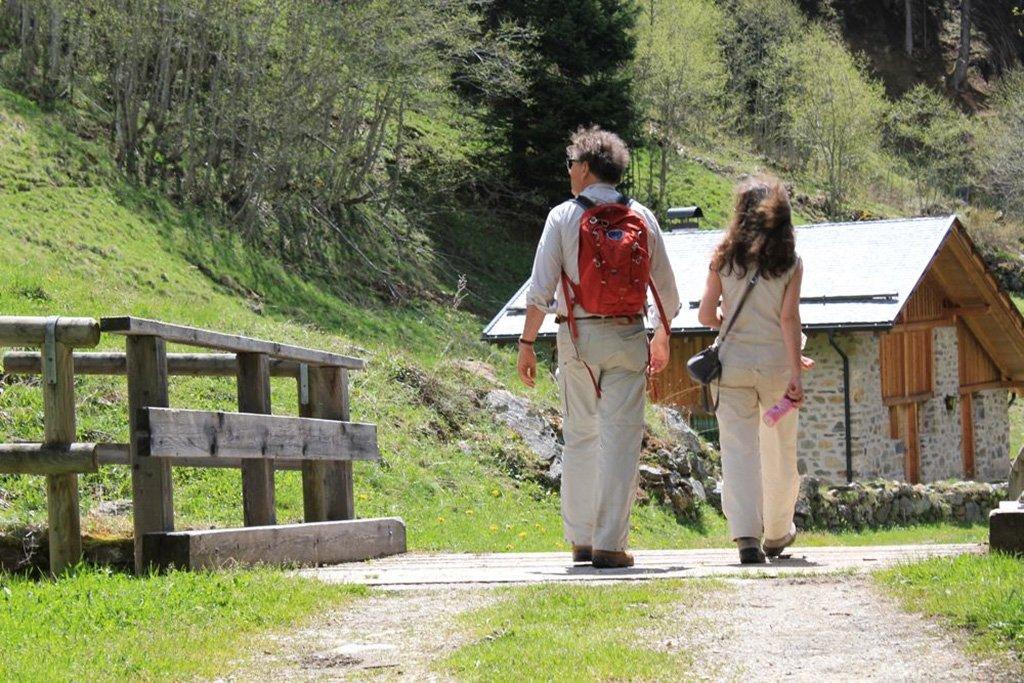 Wandelreis Italië Val di Peio