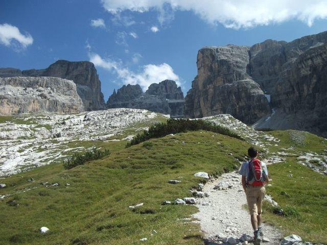 Wandelreis Italië Brenta Dolomieten